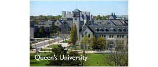 Queen's University in Kingston, Ontario
